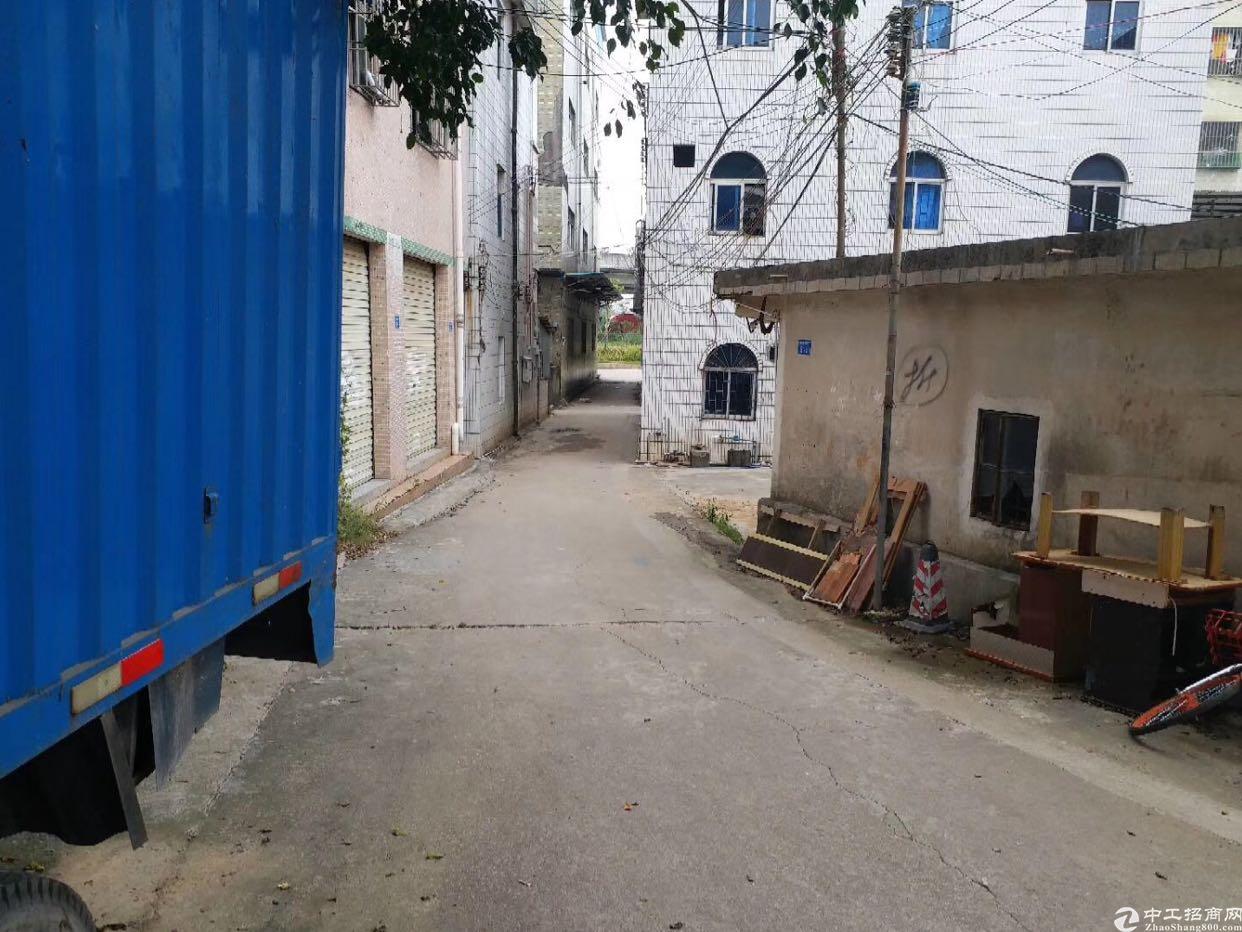 观澜茜坑新村农民房380平方厂房出租