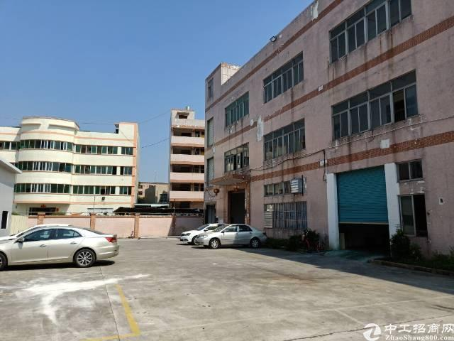 高埗超靓工业园厂房出租标准一楼1380平