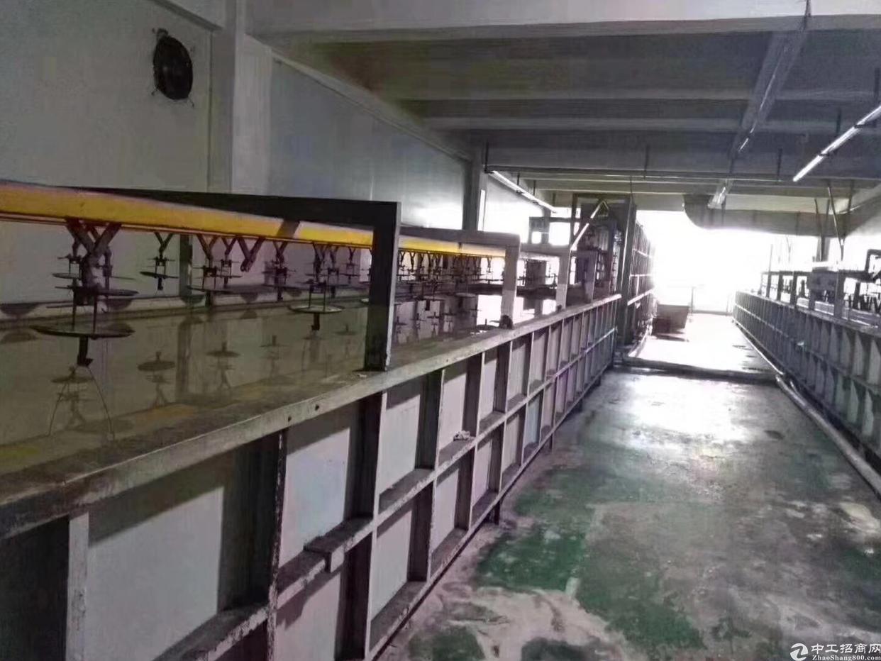 塘厦6万平方米带电镀牌独院厂房出租