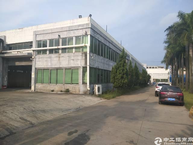 望牛墩独门独院单一层仓库出租8000平米,租16