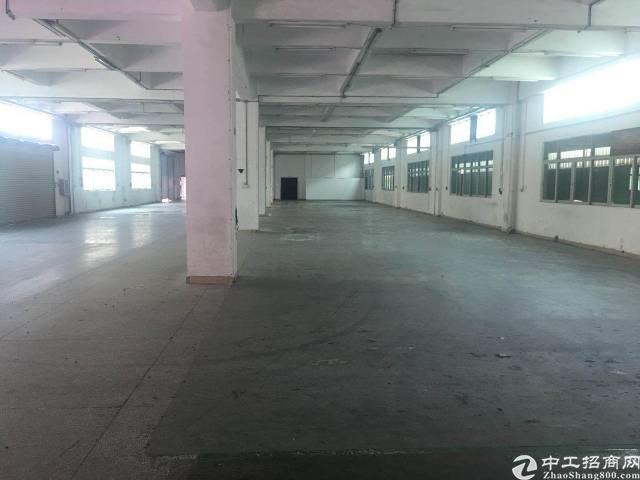 石排镇标准独门独院7300平方,标准厂房3层4850平方