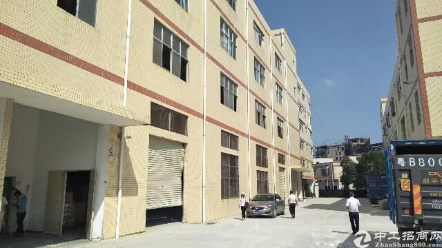 惠阳新圩高速路口附近原房东标准厂房一楼