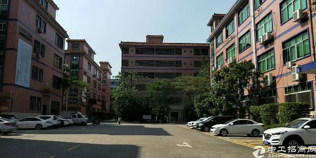 福永塘尾村带装修1200平米厂房出租