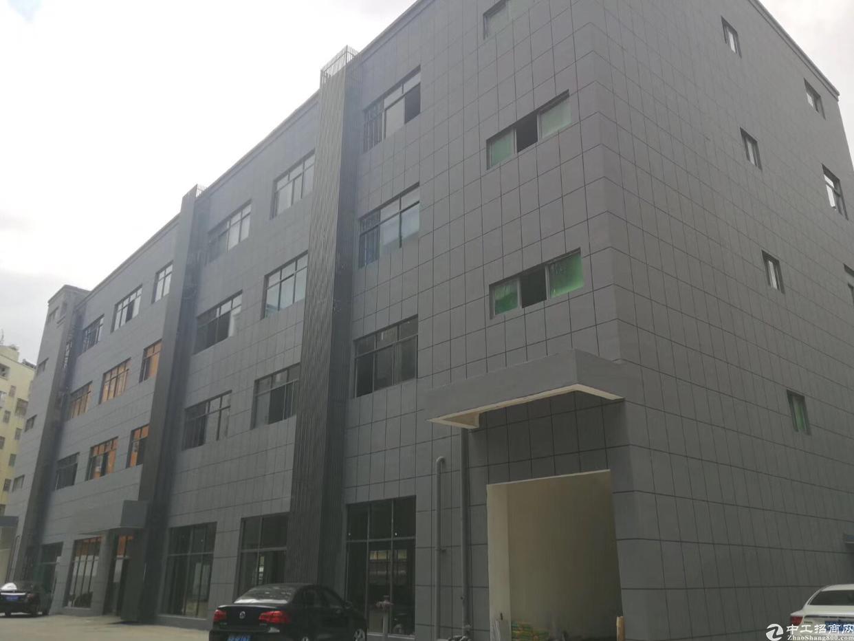 龙华天虹附近楼上带装修厂房出租大小可分租-图3