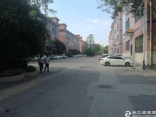 福永 凤凰3楼厂房1350平方带装修不要转让费-图4