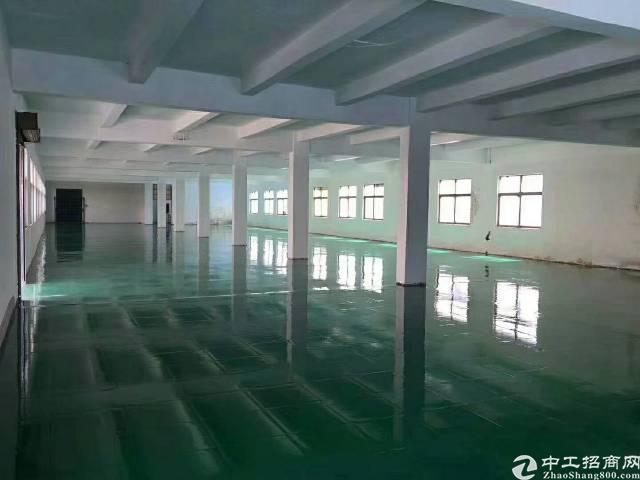 松岗燕川原房东独门独院厂房4500平米刚刚空出