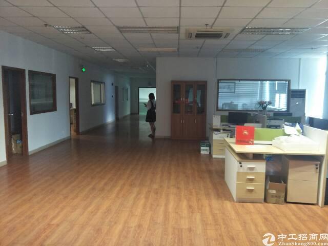 西乡固戍大门超靓厂房带装修2020平方租金30元出租-图6