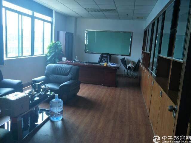 西乡固戍大门超靓厂房带装修2020平方租金30元出租-图4