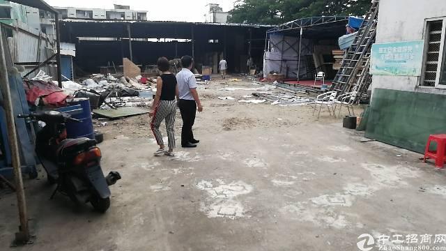 清溪镇烂铁皮2000平方出租14块可做污染