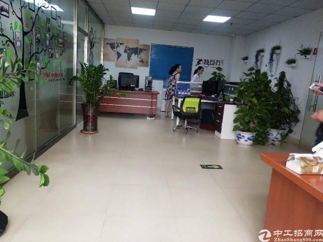 福永大洋田新出厂房600平急租原房东保环评