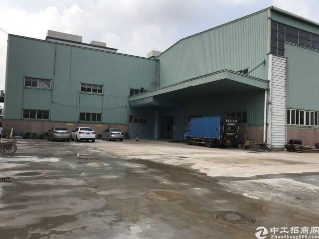 龙岗唯一带大独栋钢构厂房的独门独院-图4