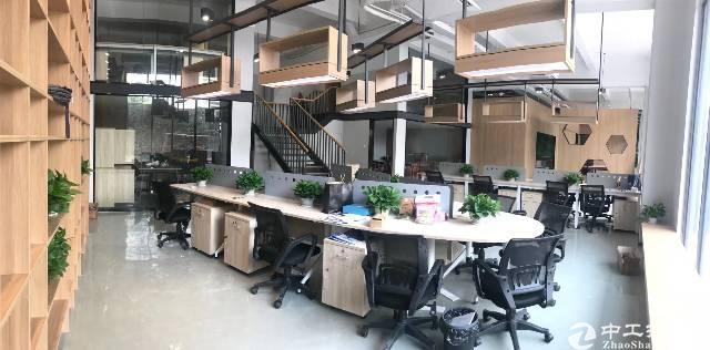 南山科技园精装甲级写字楼85-2500㎡高层出租