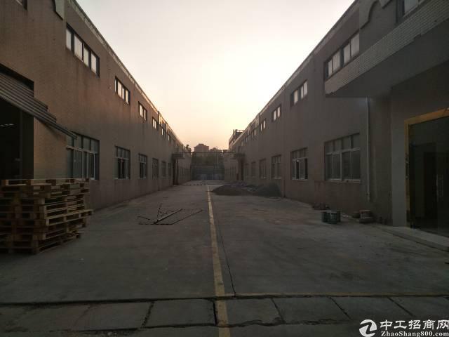 虎门村委钢构厂房出租,有证件,有水电,可办环评