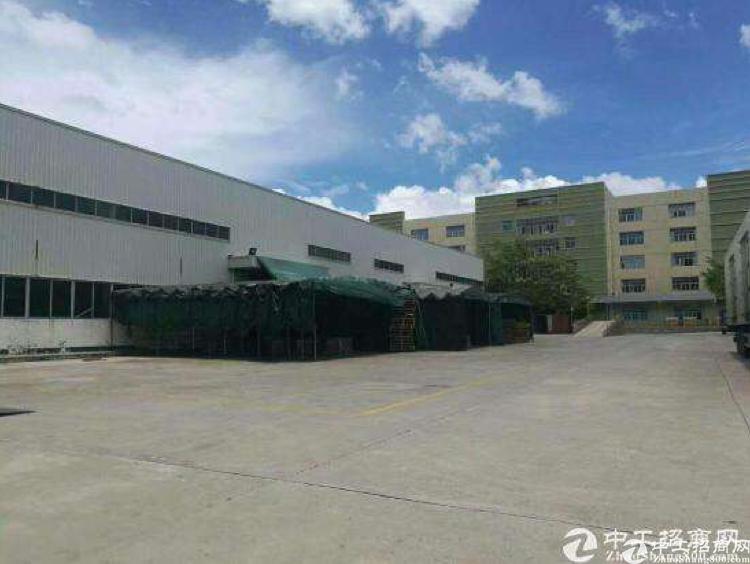 东莞凤岗业主诚心出售厂房单价三千多