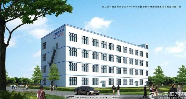 临近深圳独院20000平方米厂房出售