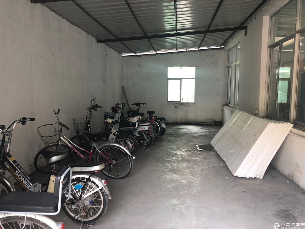坪山汽车站旁 深汕路边独院厂房仓库80平米20元出租