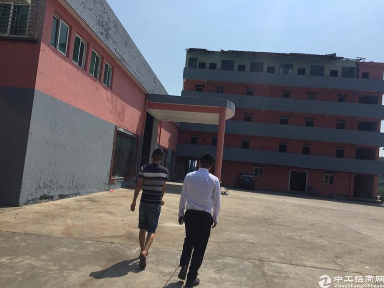 黄江镇单一层厂房5900平方 出售公明交界处