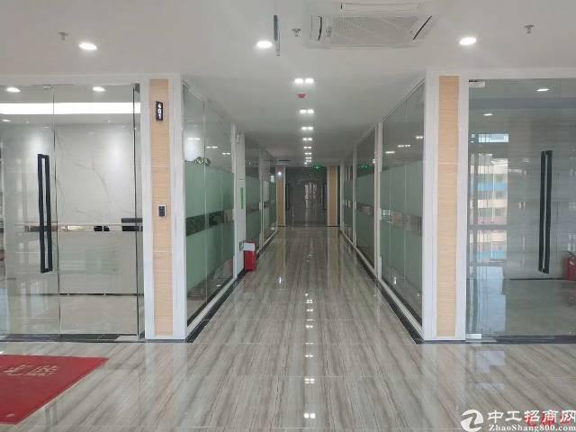 福永湖景办公写字楼出租