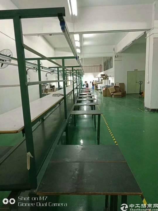 坂田坂李大道新出带装修500平米厂房