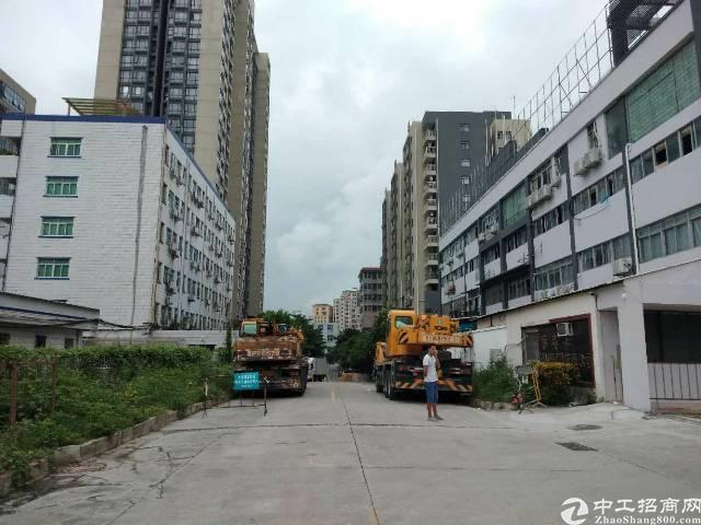 坂田杨梅地铁旁近距离精装修670平厂房低价出租