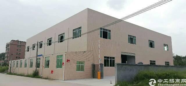 惠州仲恺原房东厂房出租独院两层3780平米