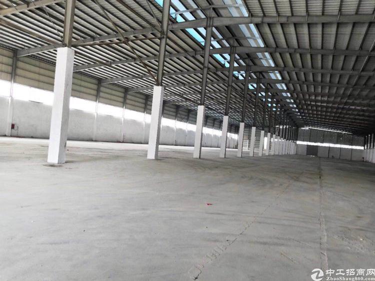 增城区滴水8米钢构独院厂房