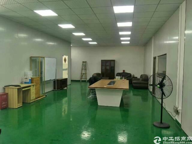 长安镇新出一楼水电齐全,带精装修标准厂房