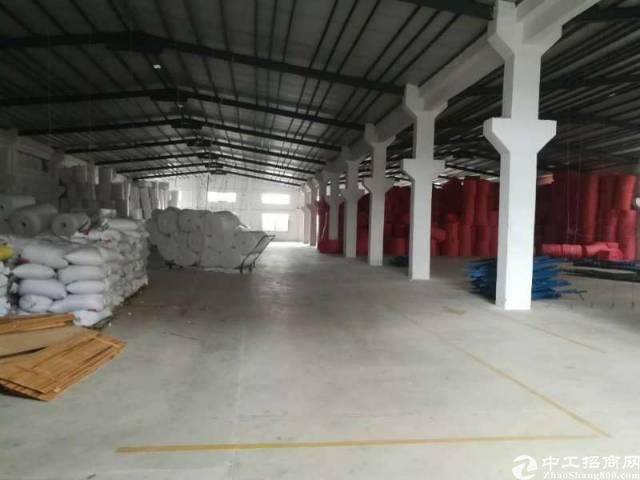 龙岗坪地周边钢构10000平米出租,任意分租