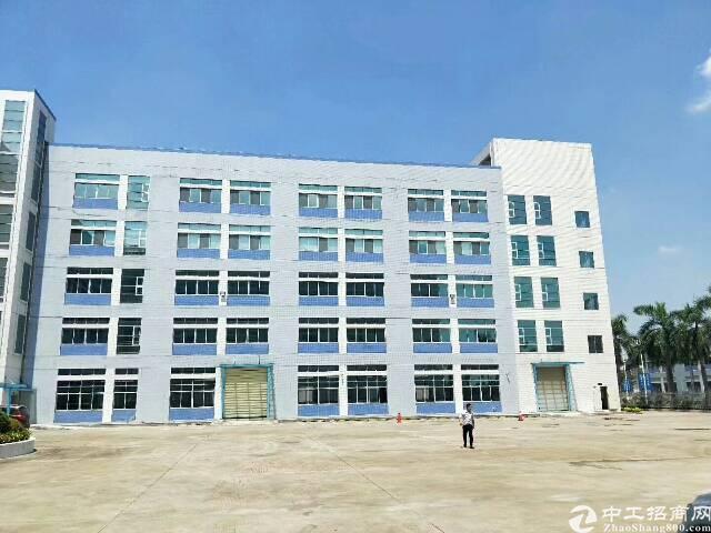东莞南城新岀独栋厂房20000平方,可分租