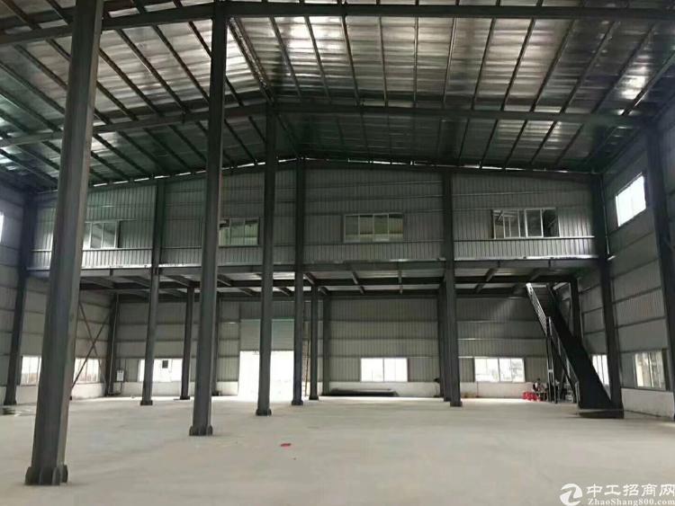 石岩北环独院钢构1280平厂房出租