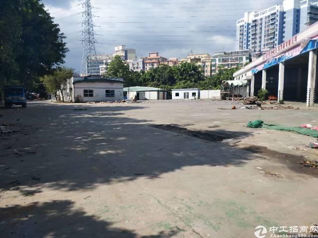 临时仓库,几个月到1年都可以,大小面积分租,石岩塘头高速路口