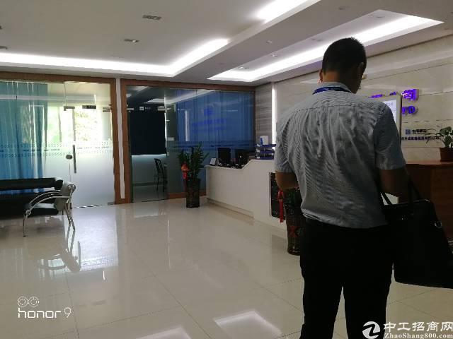 福永新和沿江高速附近独门独院二楼1200平方带装修无需转让费
