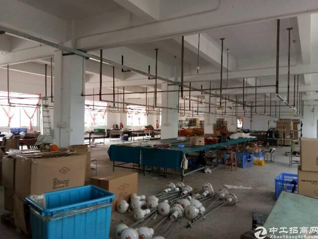 惠州市惠城区仲恺高新区工业园内3楼1500平方厂房出租