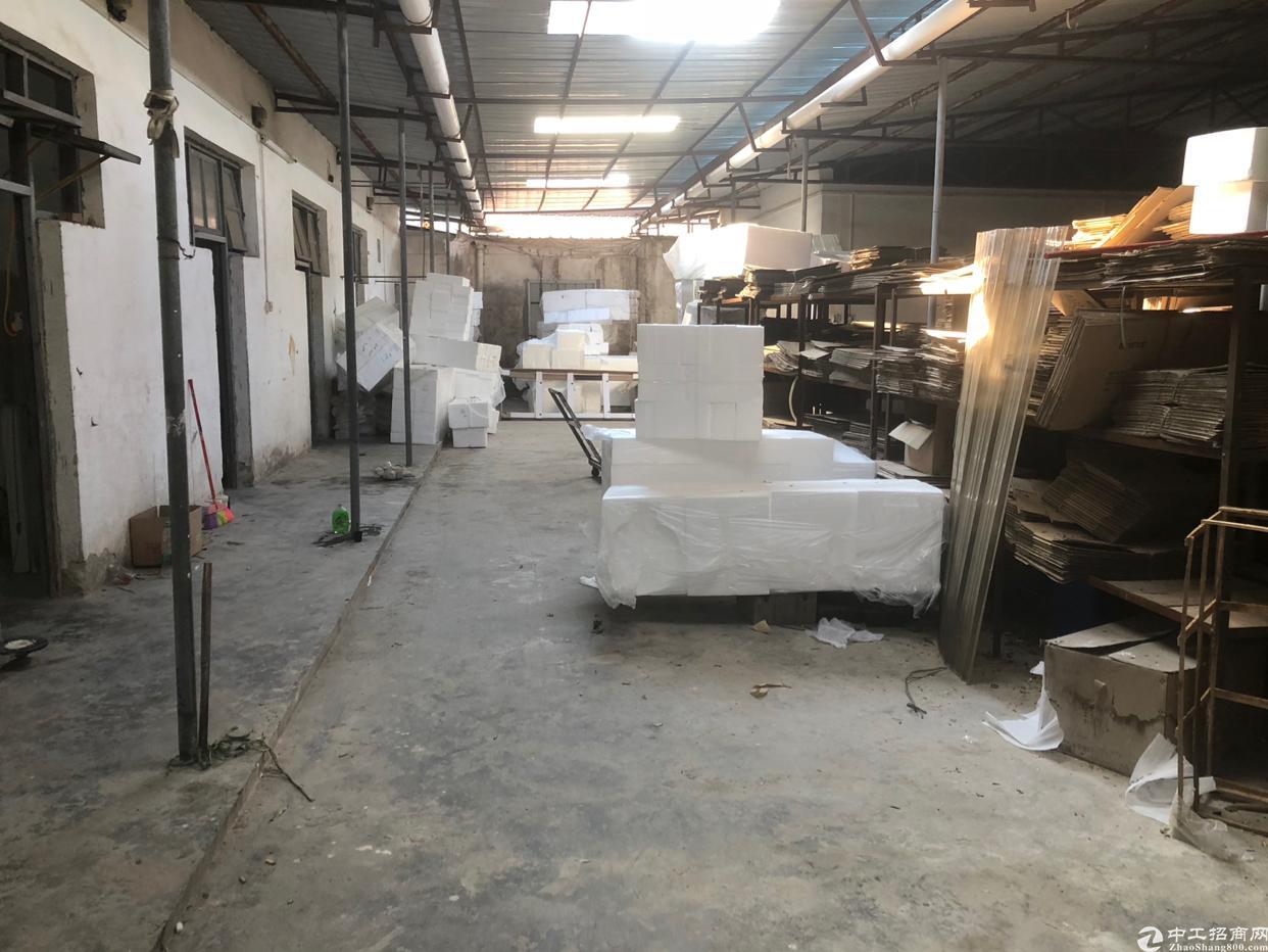 深汕路边新出小独院钢构厂房900平米适合各类加工生产