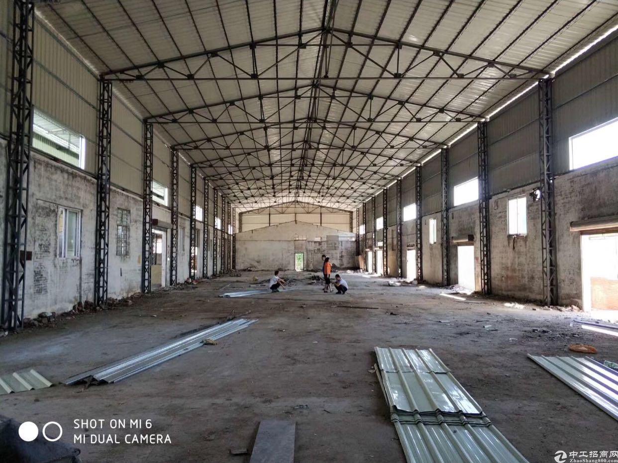 高埗独院单一层原房东厂房700平