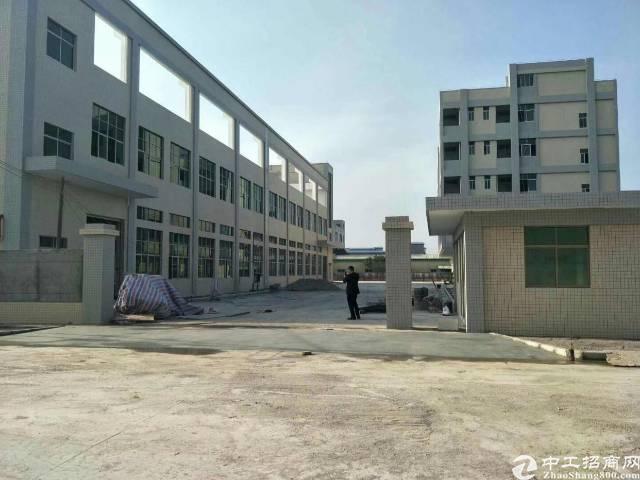 大朗原房东新出两层物流仓库出租、原房东招租、实际面积