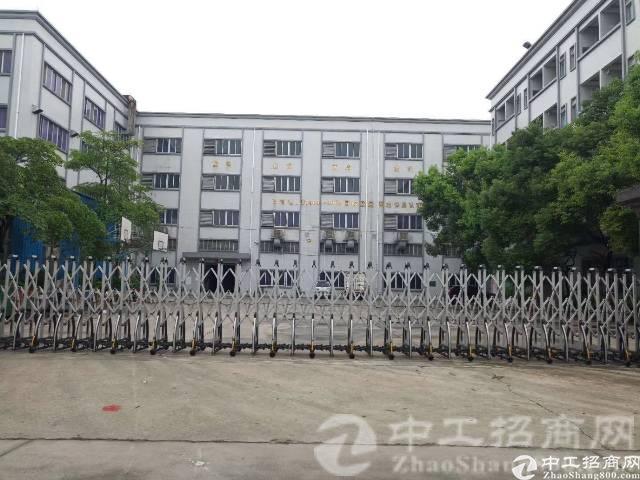 厚街镇宝塘村新空出成熟园区二楼1100平米整层招租