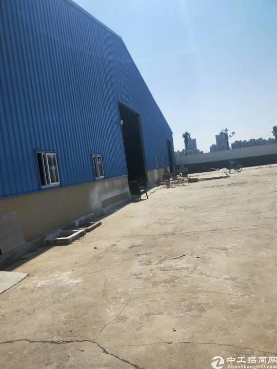 深圳临近中堂独门独院单一层厂房