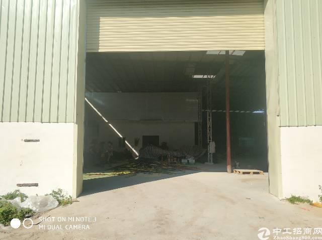 石排新出独栋单一层厂房