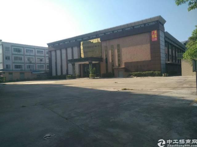 高埗超靓独院厂房招租1-3层10000平