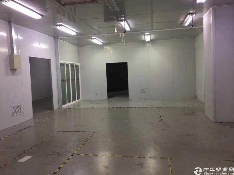 石岩北环带装修楼上500平厂房出租
