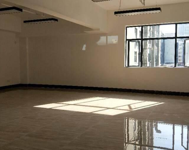 宝安区西碧海湾地铁口精装写字楼113平出租图片6