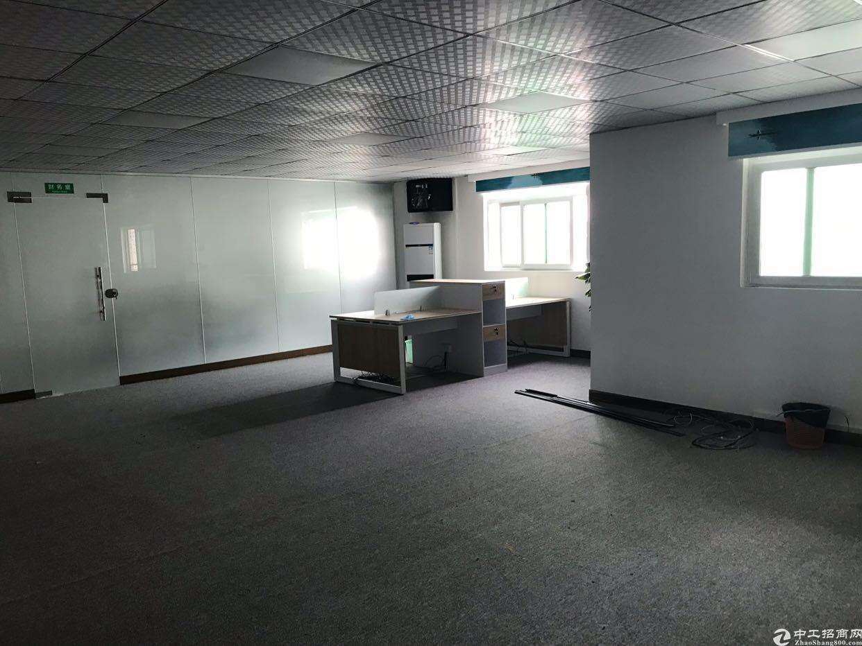 坪山坑梓楼上现成装修办公室适合电商