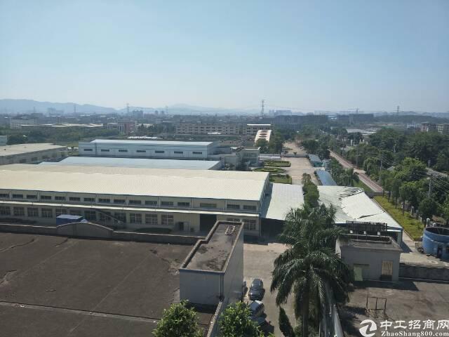 惠州市园洲镇国有证占地7282平方厂房出售