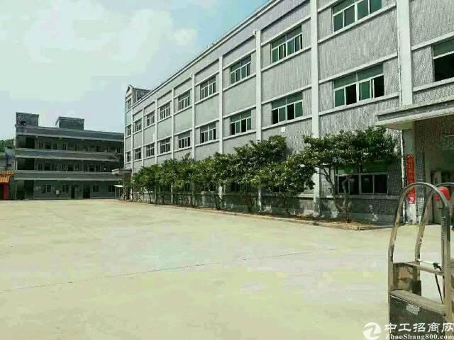 东莞市高埗镇花园式标准厂房