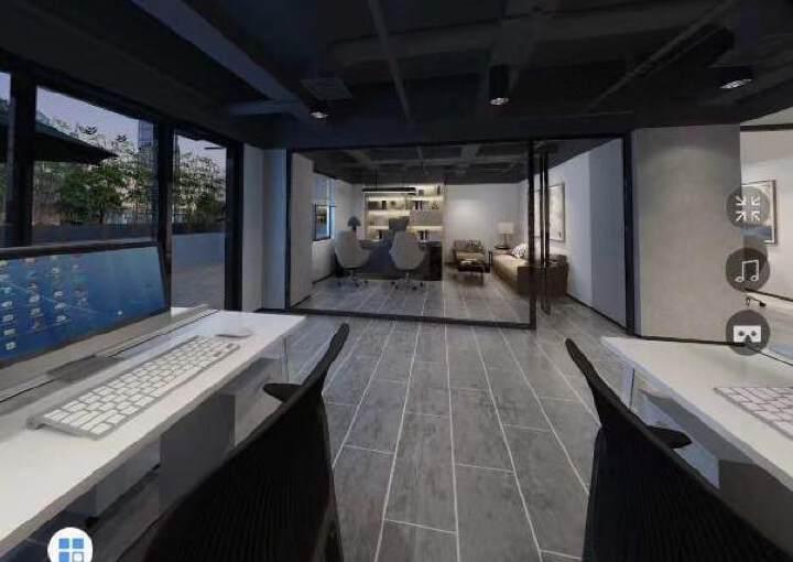 西乡大道全新装修写字楼58-500平方大小面积分租图片9