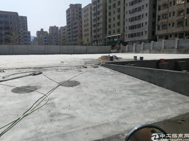 福永凤凰2000空地电已接好可做驾照充电桩等
