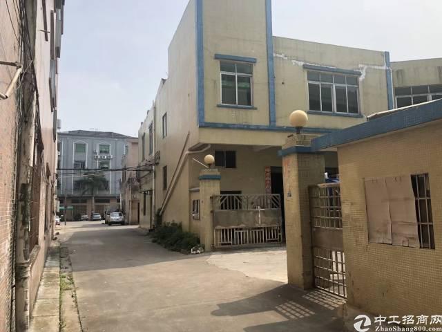 茶山镇独门独院二层厂房招租-图3