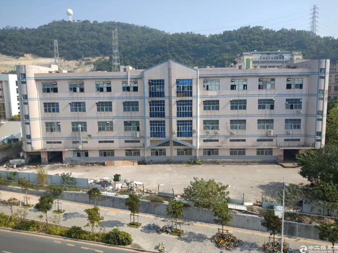 西乡固戍宝安大道附近1楼6米高1500平厂房出租