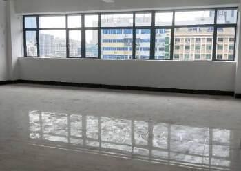 宝安西乡精装写字楼122平带落地窗招租图片6
